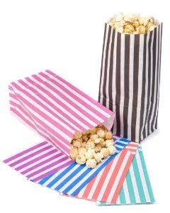 Contenitori pop corn personalizzati